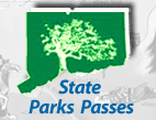 CT State Parks Passes Logo