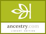Ancestry.com Library Edition Logo