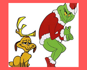 Grinch storytime