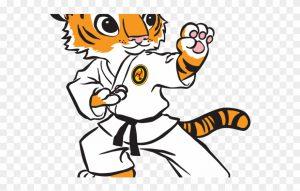 Karate storytime