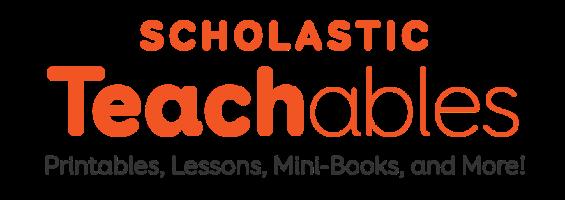 Scholastic Teachables database